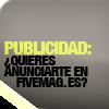 Publicidad FIVE Magazine