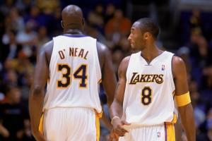 Shaq y Kobe emprendieron caminos por separado