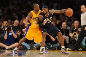 Kobe vs LeBron, duelo en la élite