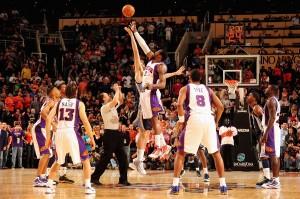Phoenix Suns (Barry Gossage/NBAE via Getty Images)