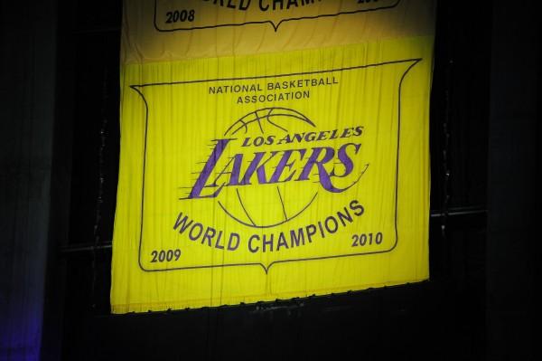 16º título de campeones de la NBA para los Lakers (Photo by Noah Graham/NBAE via Getty Images)