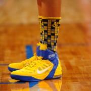 Los calcetines de la discordia (Foto: Getty)