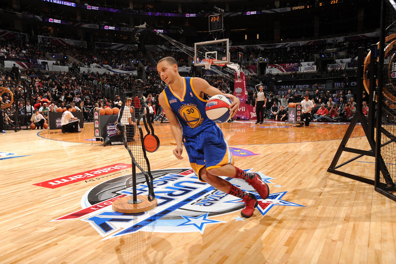 Baloncesto Nba Five 187 Stephen Curry Gan 243 El Concurso De