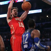 Mate de Pau Gasol (Foto: Getty)