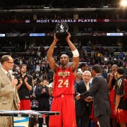 Kobe Bryant, All-Star Game MVP (Foto: Getty)